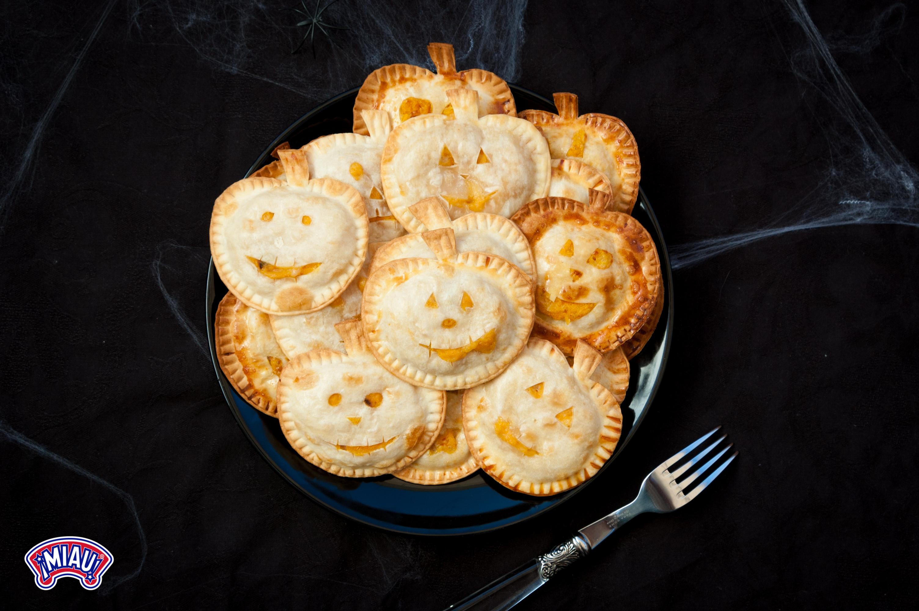 empanadillas de calabaza