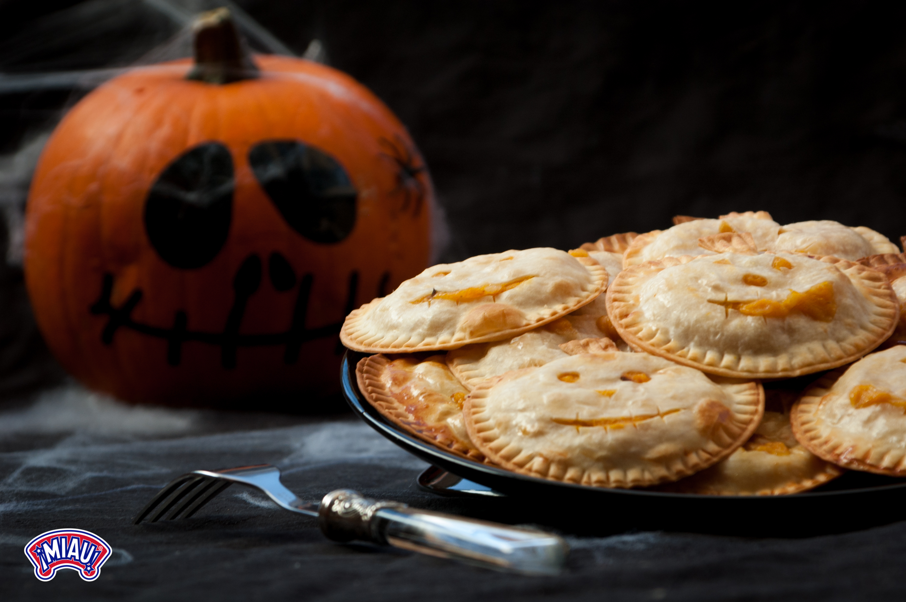 empanadillas halloween