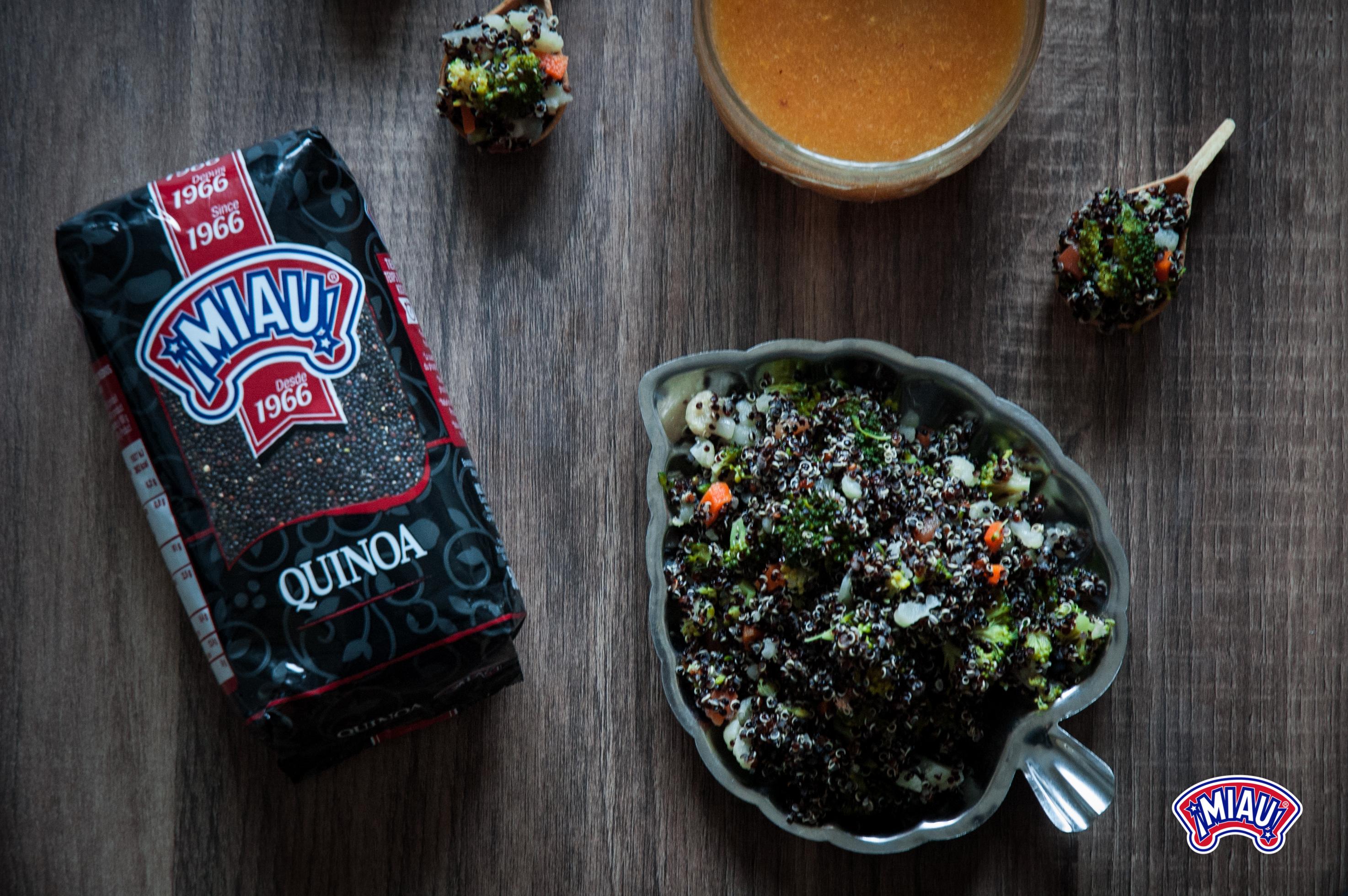 aperitivo quinoa