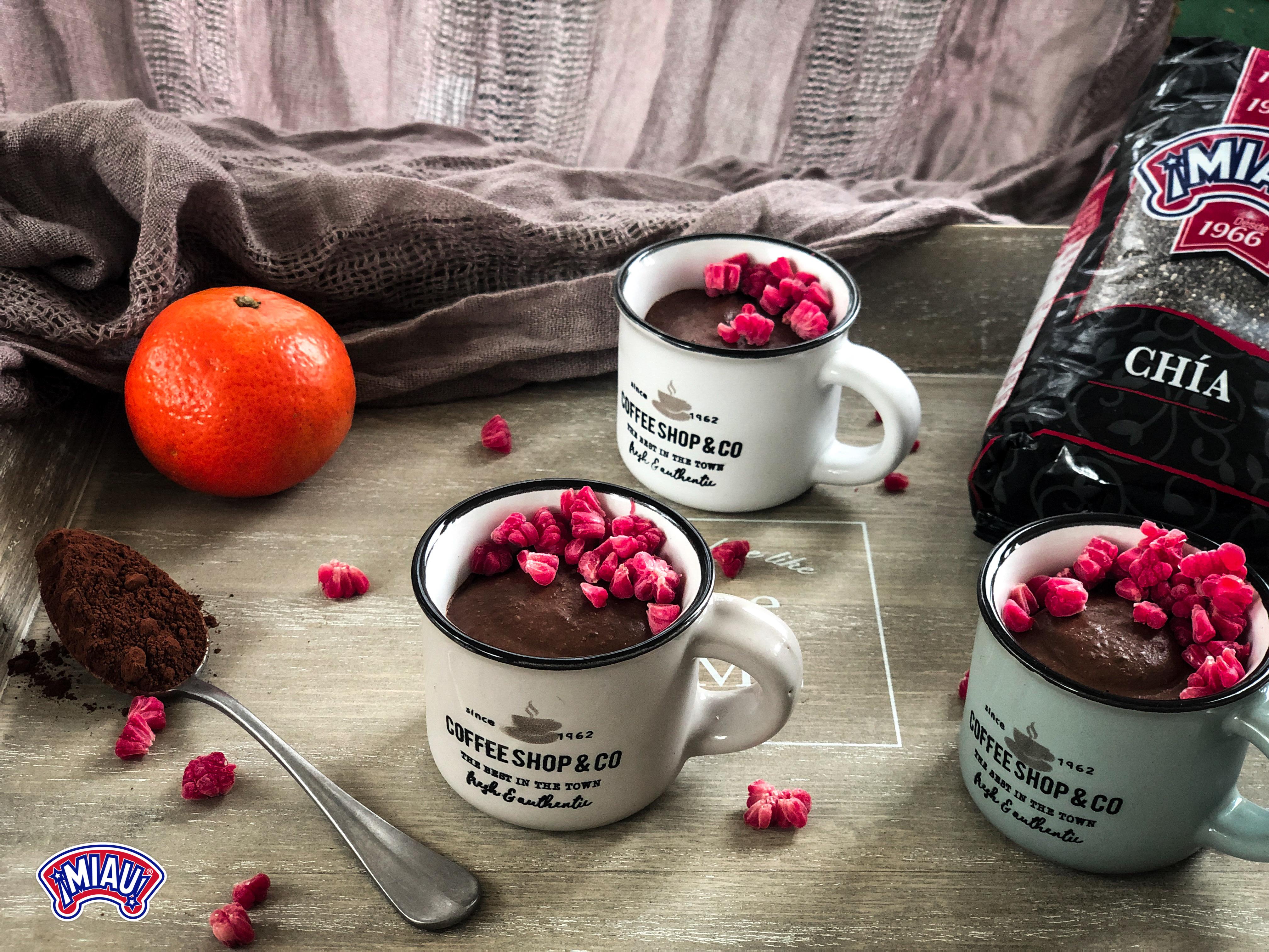 mousse de cacao