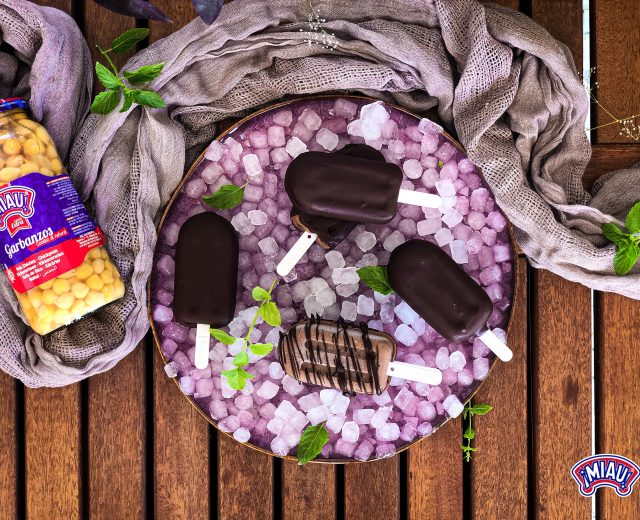 hummus iced cocoa