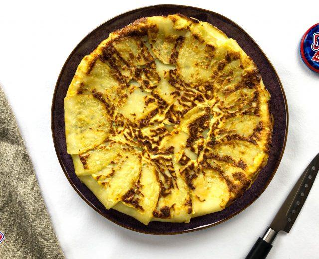 Tarta de patatas